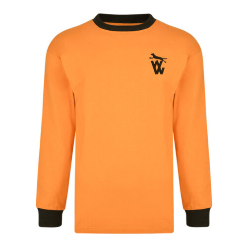 Wolverhampton Wanderers 1971-72 Maillot Rétro Foot