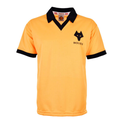 Wolverhampton Wanderers 1989-90 Maillot Rétro Foot