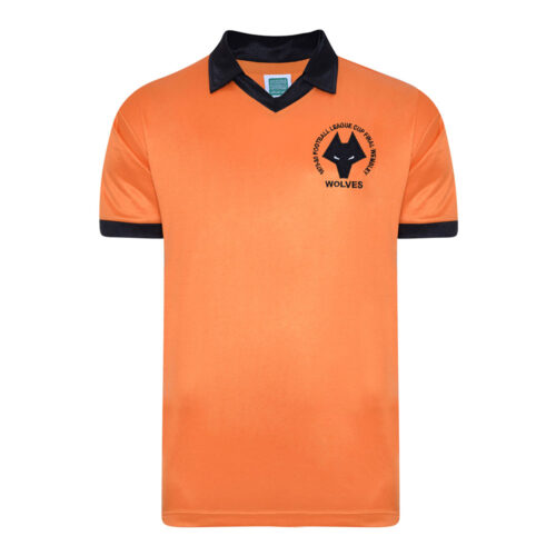 Wolverhampton Wanderers 1979-80 Maillot Rétro Foot