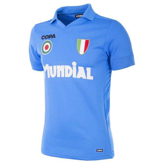 Copa Mundial Maglia Calcio Azzurri