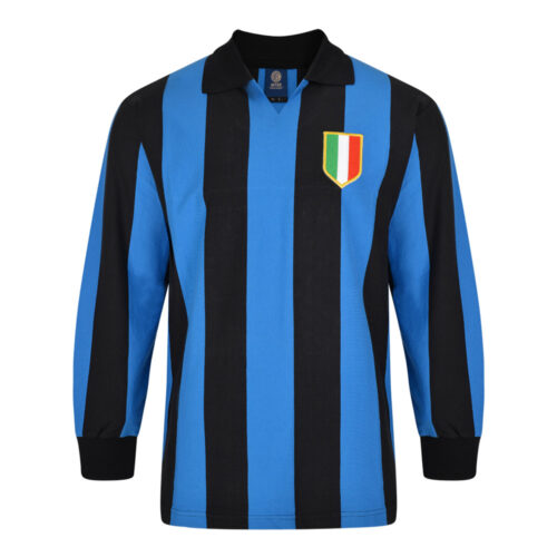 Inter 1963-64 Retro Football Shirt