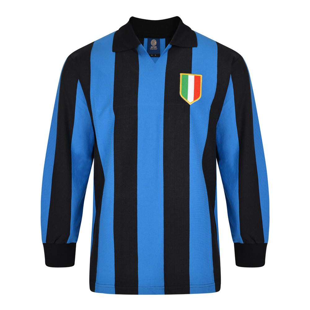 Inter 1963-64 Retro Football Shirt