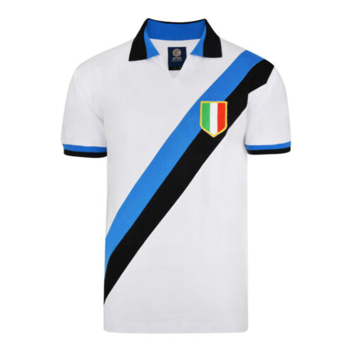 Inter 1963-64 Retro Football Jersey