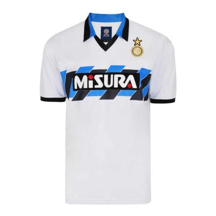 Inter 1990-91 Maglia Calcio Storica