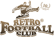 Retro Football Club ® 10° Anniversario