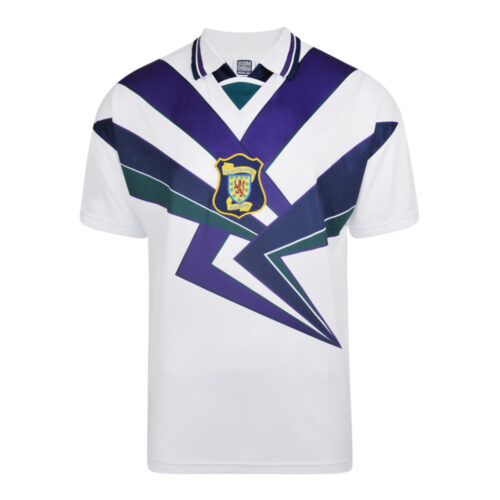 Scotland 1996 Retro Football Jersey