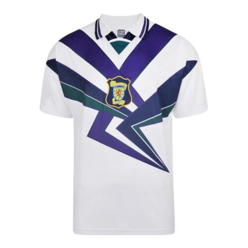 Escocia 1996 Camiseta Fútbol Retro