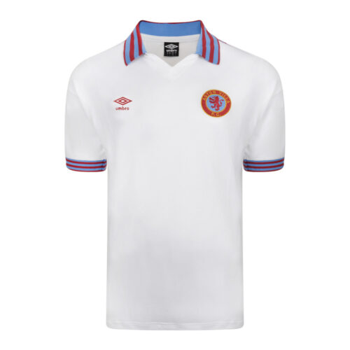 Aston Villa 1979-80 Maillot Rétro Football