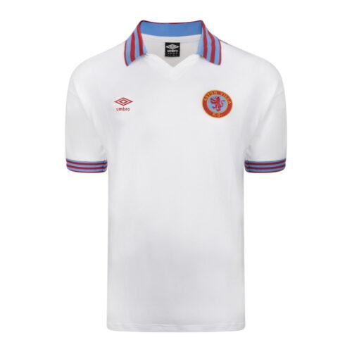 Aston Villa 1979-80 Camiseta Fútbol Retro