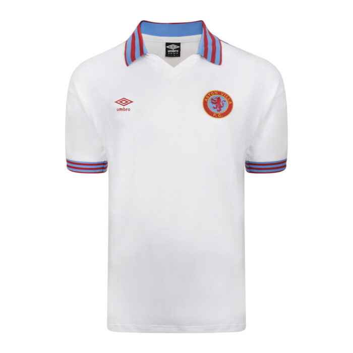 Aston Villa 1979-80 Retro Football Jersey