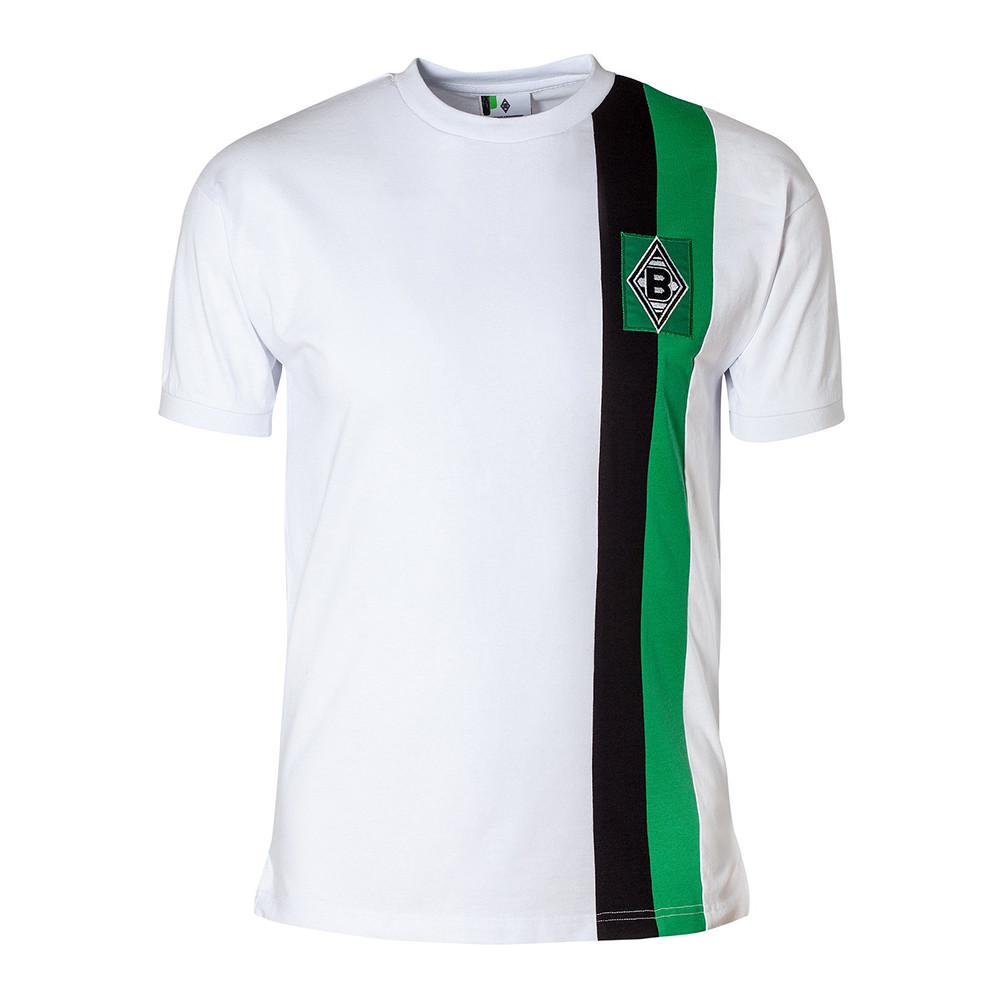 Borussia Mönchengladbach 1970-71 Camiseta Retro Fútbol