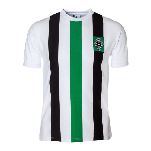Borussia Mönchengladbach 1972-73 Maillot Rétro Foot