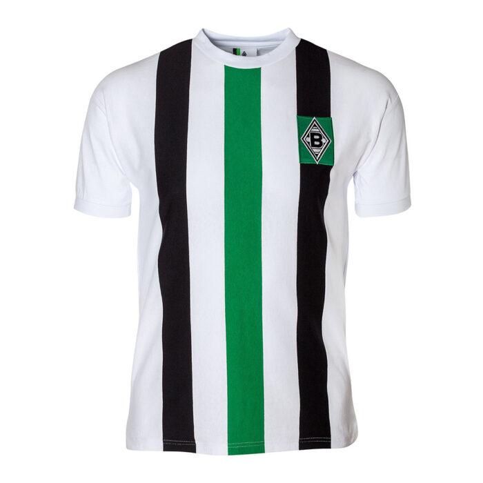 Borussia Mönchengladbach 1972-73 Maglia Storica Calcio