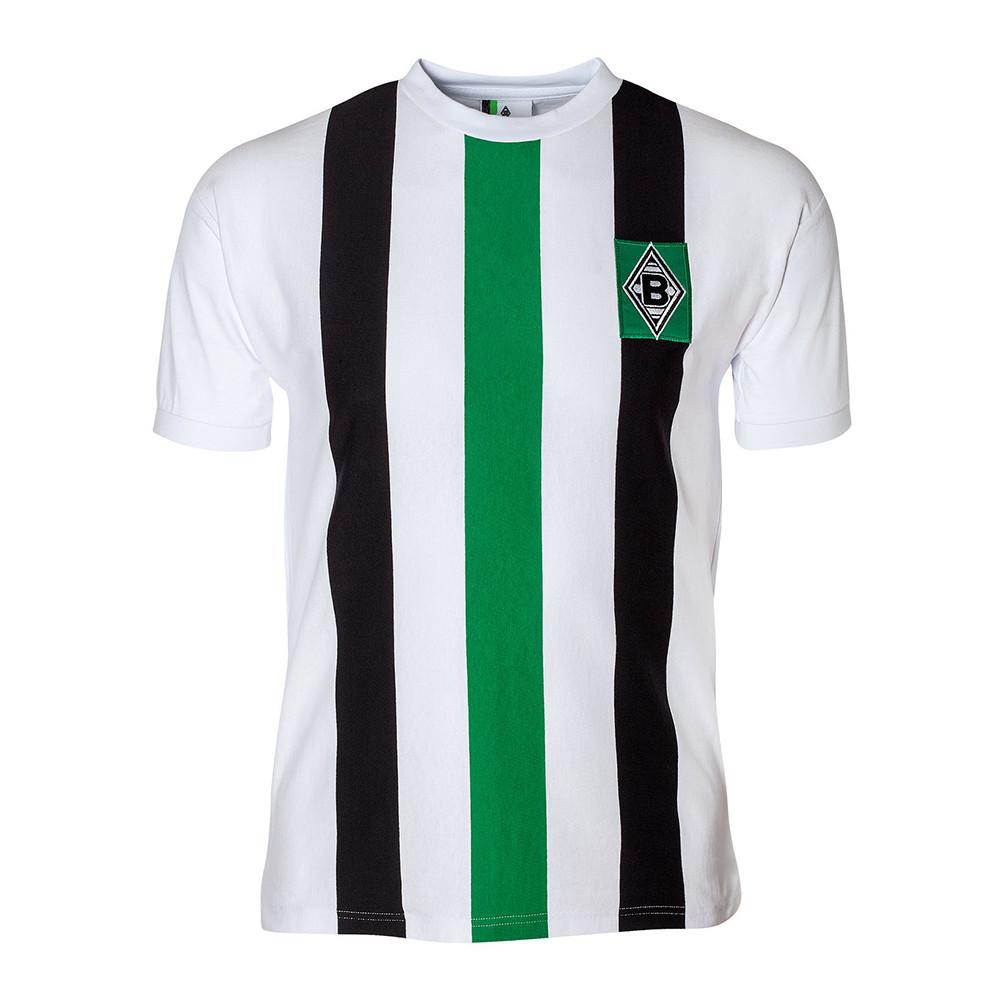 Borussia Mönchengladbach 1972-73 Camiseta Retro Fútbol