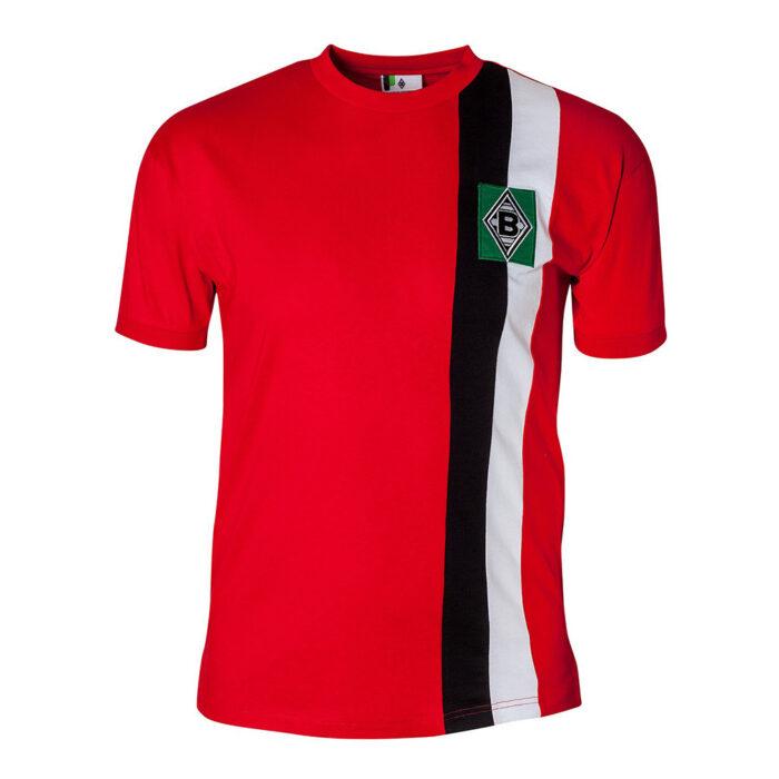 Borussia Mönchengladbach 1972-73 Maglia Vintage Calcio
