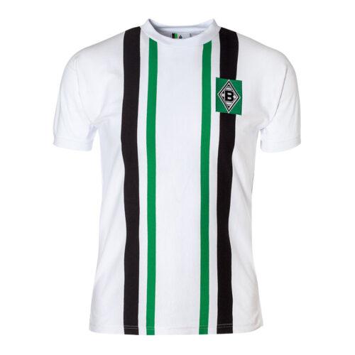 Borussia Mönchengladbach 1974-75 Maillot Rétro Foot