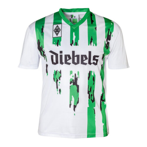 Borussia Mönchengladbach 1994-95 Retro Football Shirt