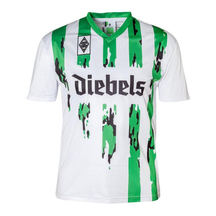 Borussia Mönchengladbach 1994-95 Maglia Storica Calcio