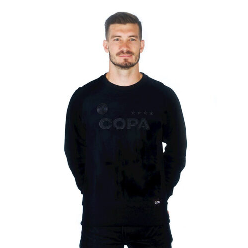 Copa All Black Felpa Casual