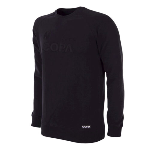 Copa All Black Casual Sweater
