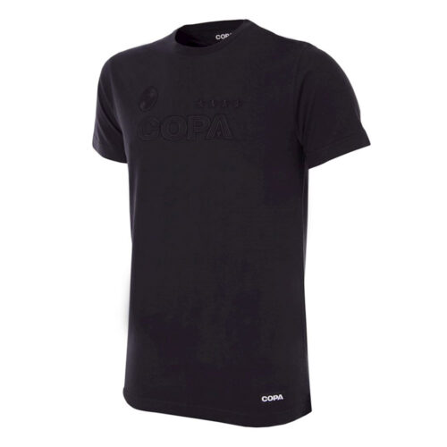 Copa All Black Maglietta Casual