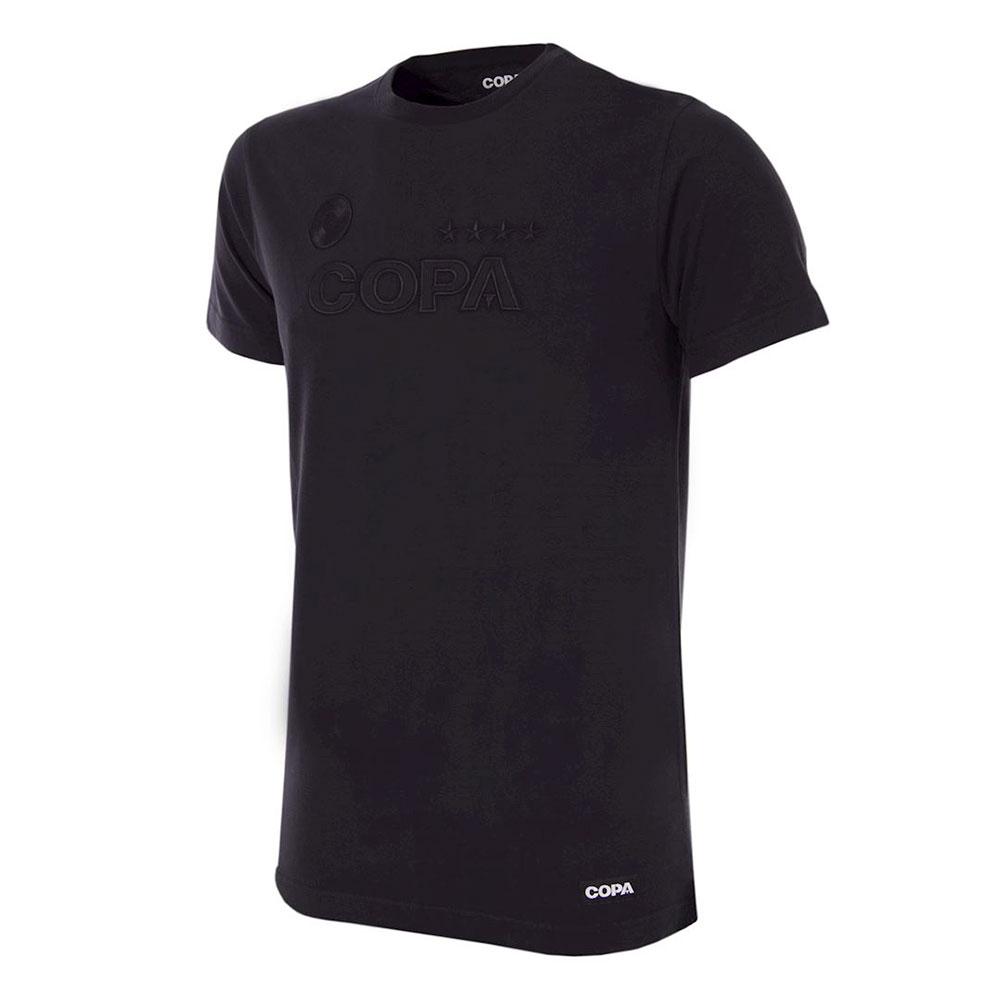 Copa All Black Tee Shirt Casual