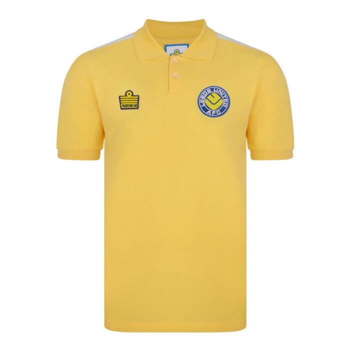 Leeds United 1978-79 Maglia Storica Calcio
