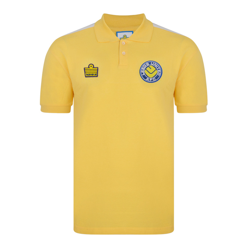 Leeds United 1978-79 Retro Football Shirt