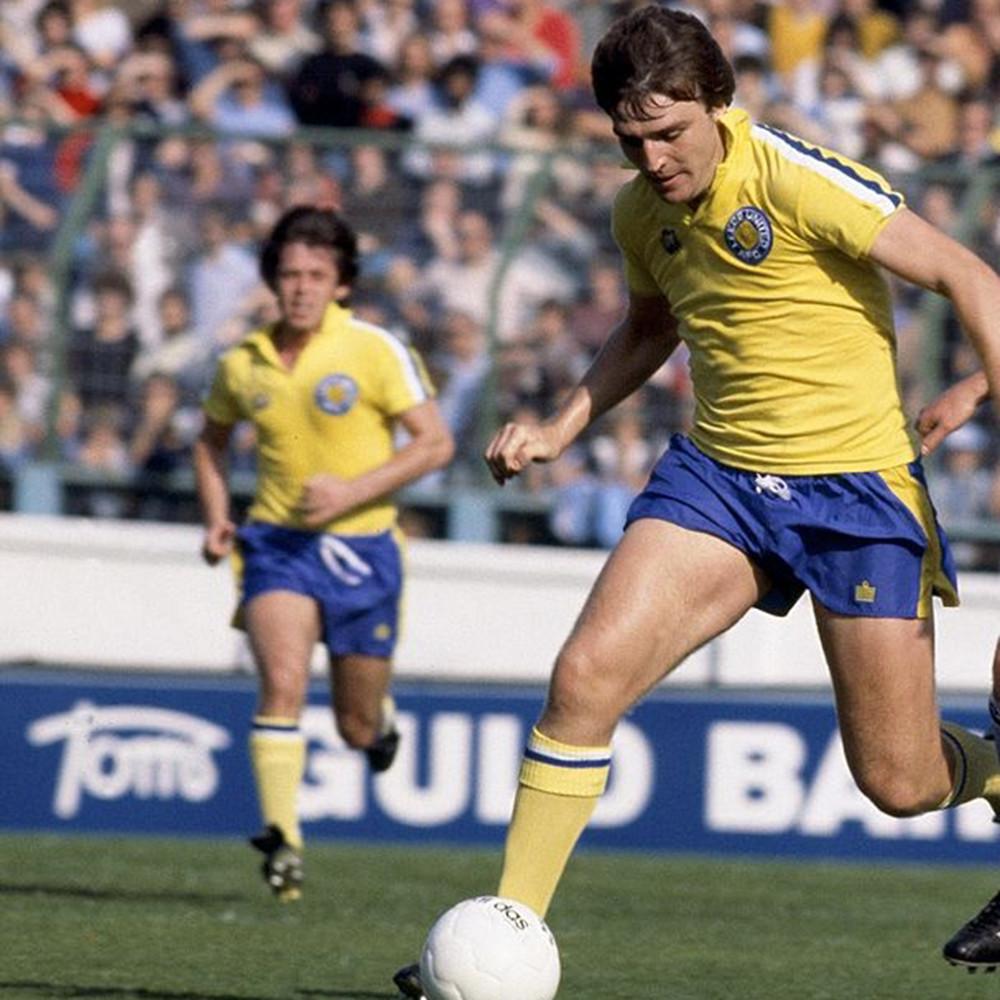 21311d6b9e79b Leeds United 1978-79 Retro Football Shirt – Retro Football Club ®