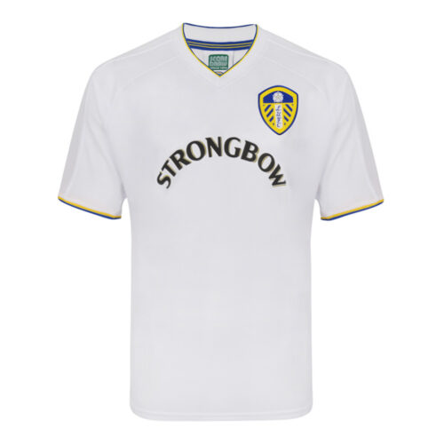 Leeds United 2000-01 Retro Football Shirt