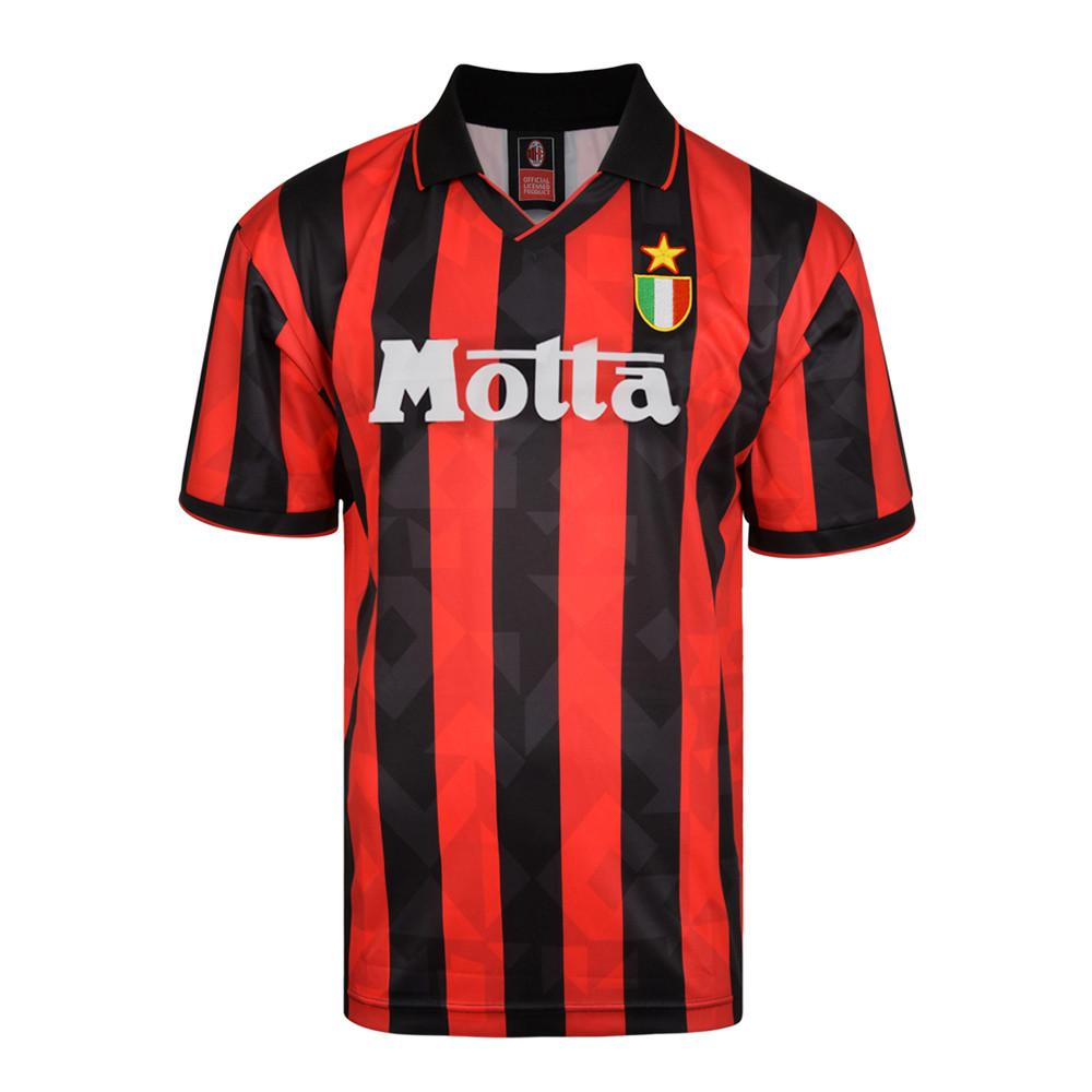 Milan 1993-94 Retro Football Shirt