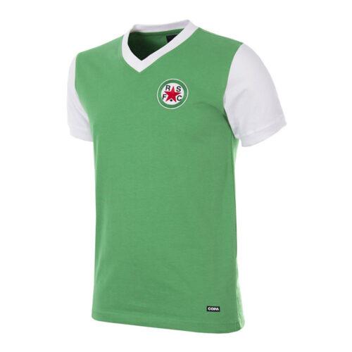 Red Star St Ouen 1969-70 Maglia Storica Calcio