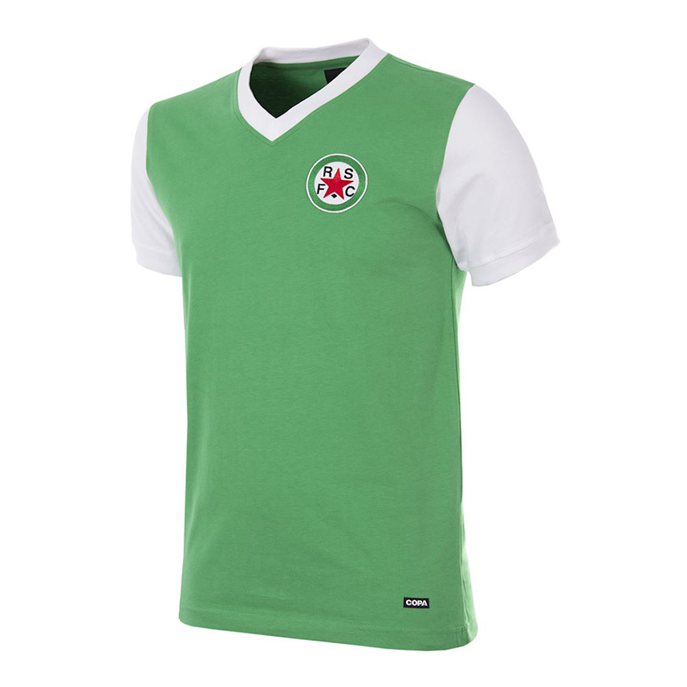 Red Star St Ouen 1969-70 Retro Football Shirt