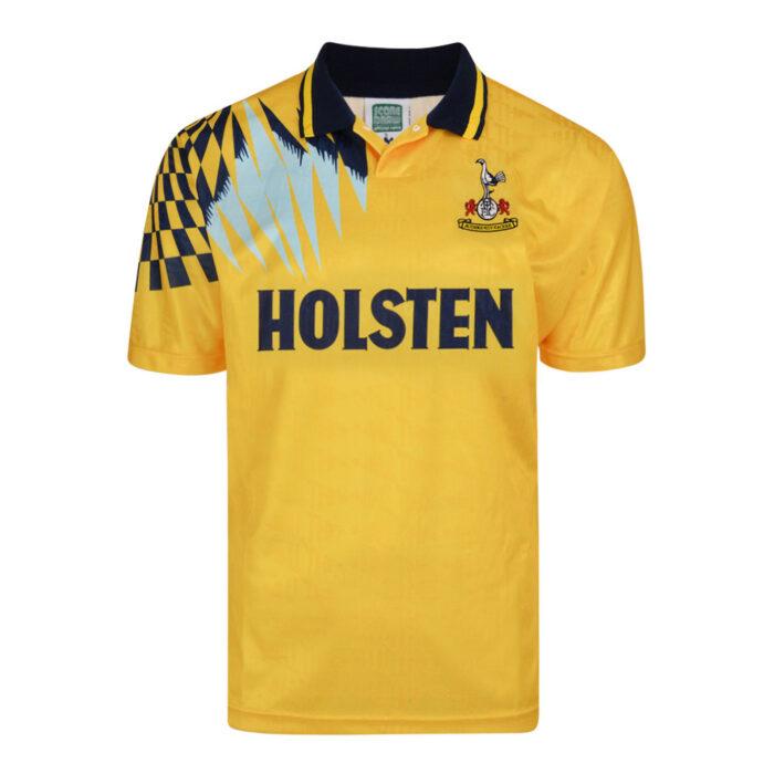 Tottenham Hotspur 1992-93 Maglia Storica Calcio