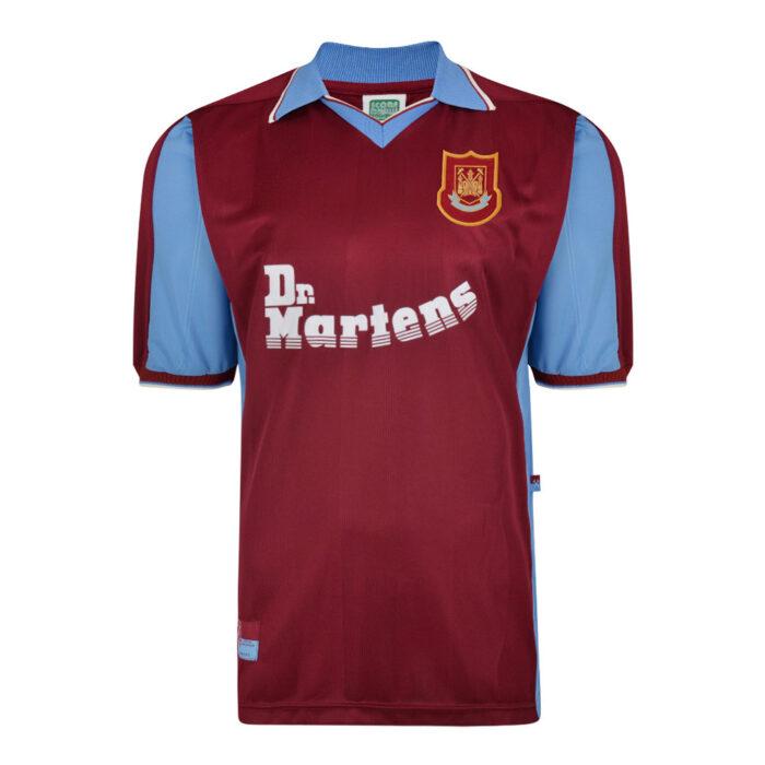 West Ham United 1998-99 Maglia Storica Calcio
