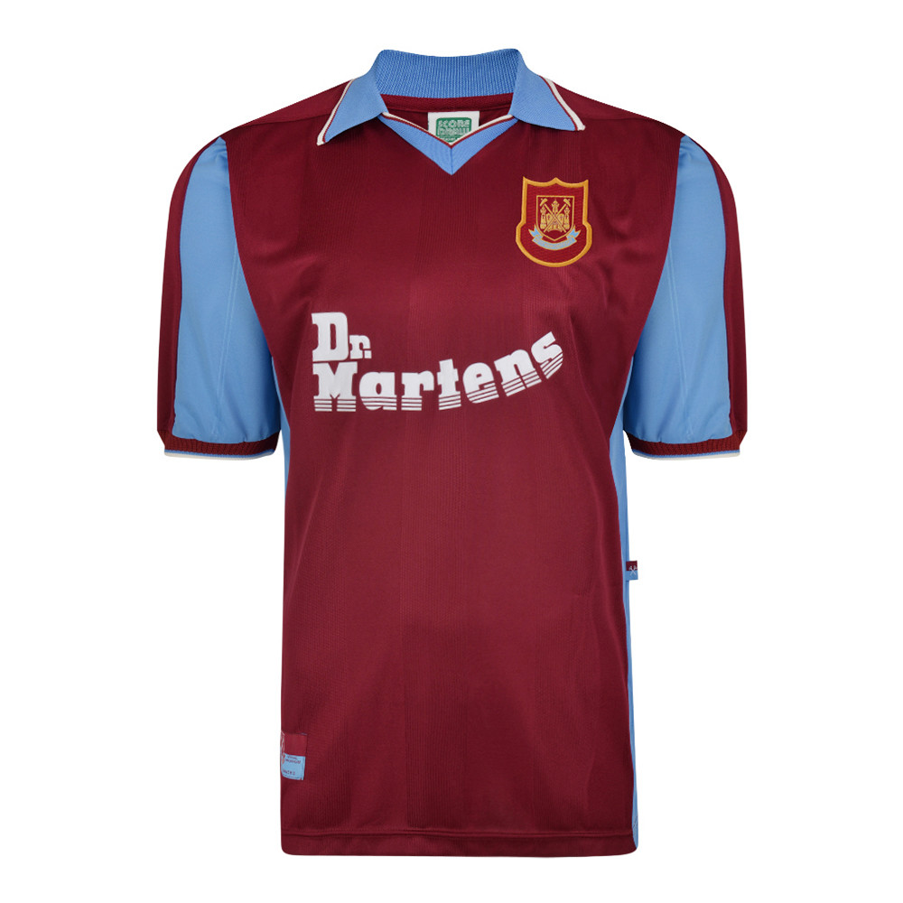 ba217660a4a West Ham United 1998-99 Retro Football Shirt – Retro Football Club ®