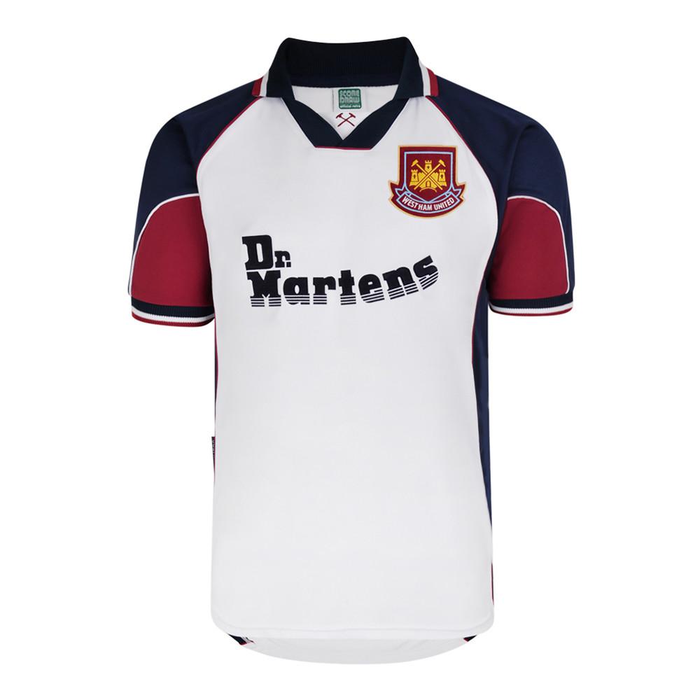 West Ham United 1999-00 Maglia Storica Calcio