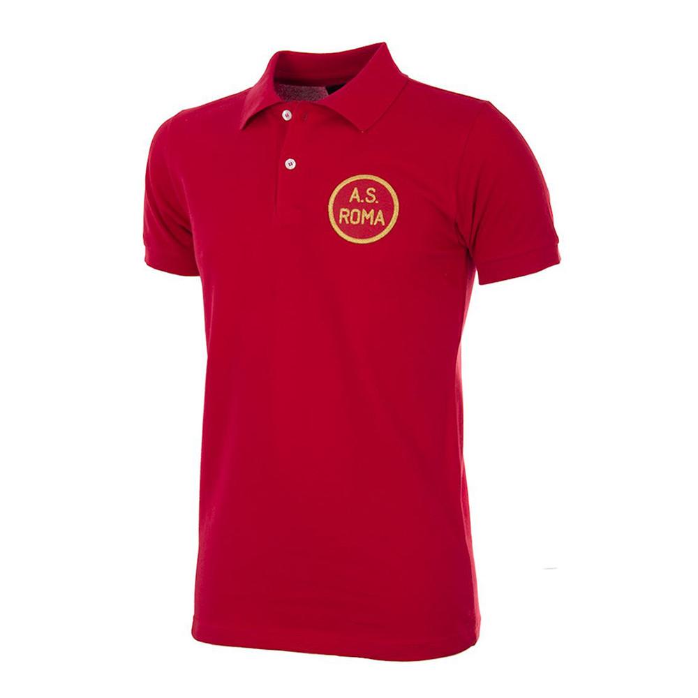 Roma 1961-62 Camiseta Retro Fútbol