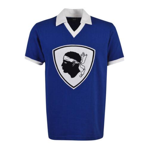 Bastia 1977-78 Maillot Rétro Football