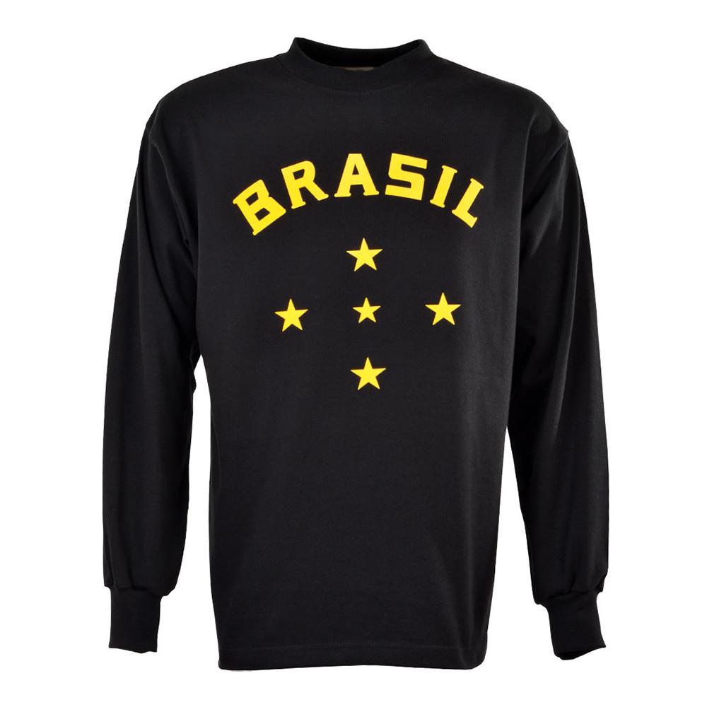Brazil 1976 Retro Goalkeeper Shirt