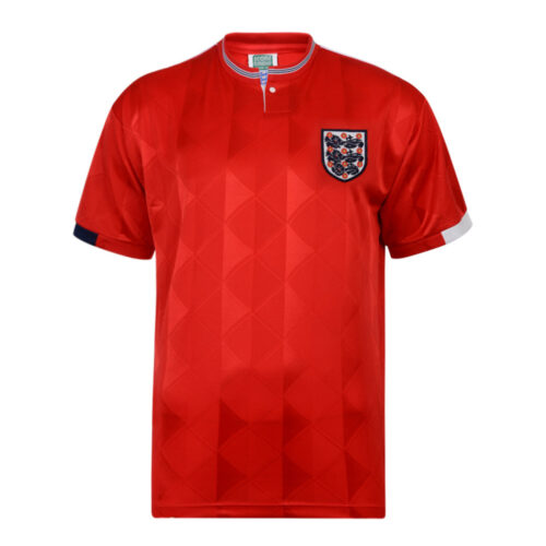 England 1988 Retro Football Jersey