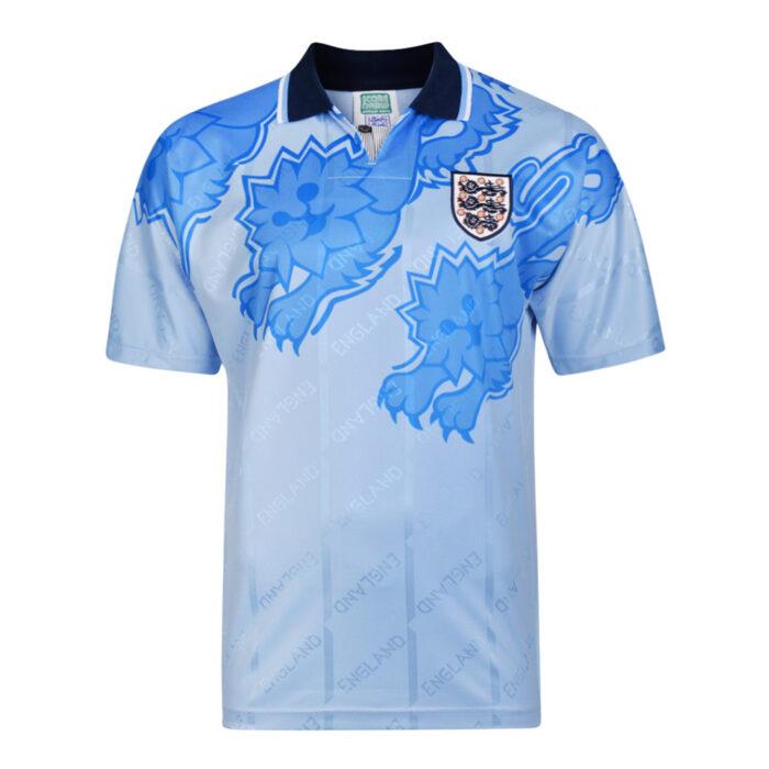 Inghilterra 1992 Maglia Storica Calcio