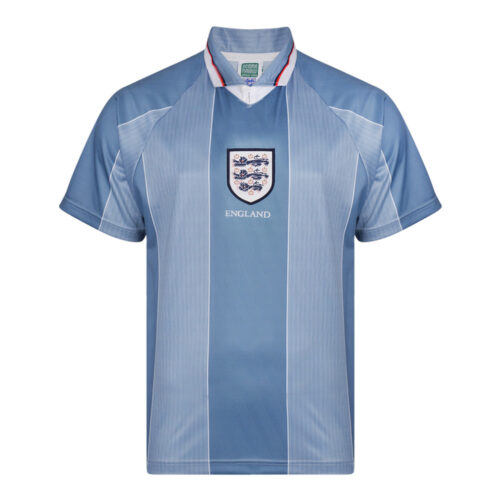 England 1996 Retro Football Shirt Jersey