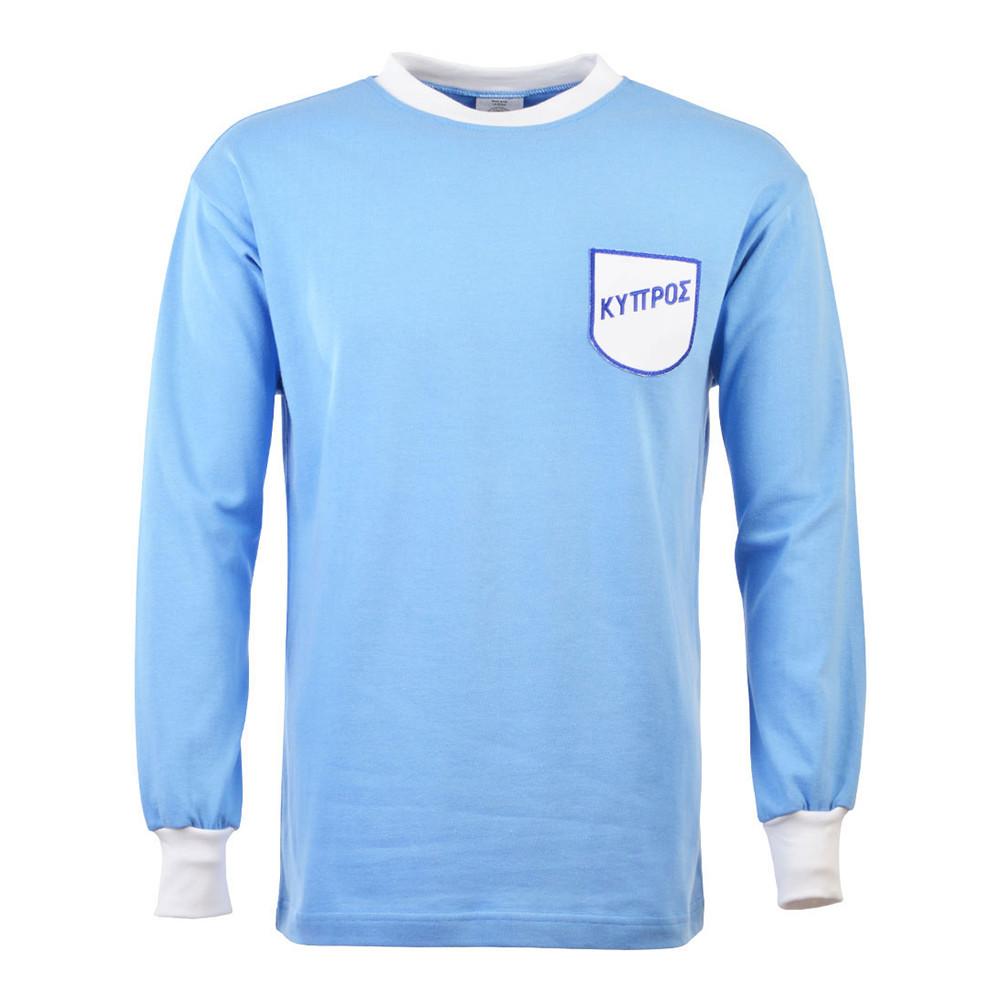 Chipre 1969 Camiseta Retro Fútbol