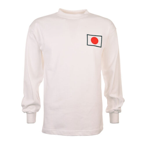 Japan 1968 Retro Football Shirt