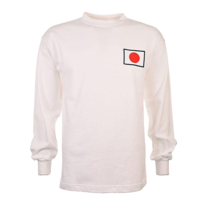 Giappone 1968 Maglia Storica Calcio