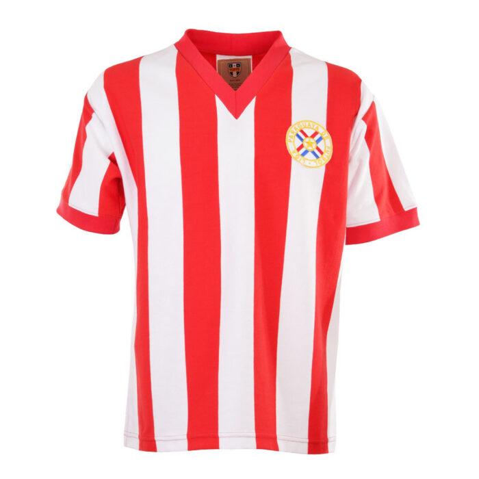 Paraguay 1979 Maglia Storica Calcio