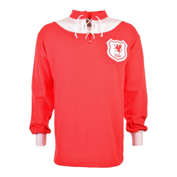 Galles 1924 Maglia Storica Calcio