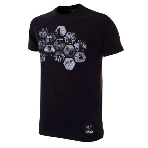 George Best Hexagon Casual T-shirt