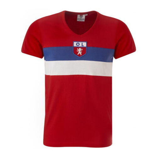 Olympique Lyon 1964-65 Retro Football Shirt